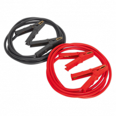 Sealey Heavy-Duty Booster Cables, 40mm² x 5m CCA 600A