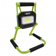 Sealey Rechargeable Portable Floodlight 20W LED Lithium-ion