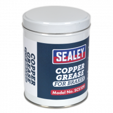 Sealey Copper Grease Tin, 500g