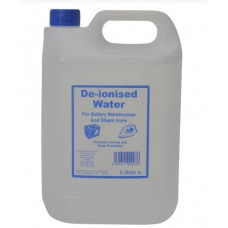 De-ionised Water, 5ltr