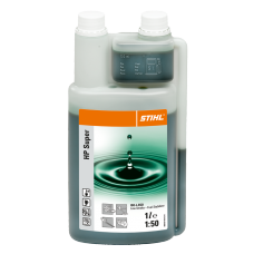 STIHL HP Super 2-stroke Engine Oil, 50:1, 1 ltr 'Tilt & Pour'