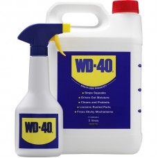 WD40 - Multi-Use Maintenance Container & Spray Bottle 5 Litre