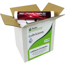 Lithium Complex High Temperature Grease, box of 12 x  400g