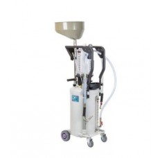 SIP 80 Litre Gravity/Suction Oil Drainer with Inspection Chamber