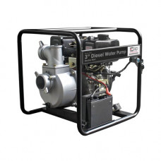"SIP 04939 1000 litres/minute 3"" Diesel Driven Water Pump (Electric)"