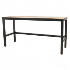 Sealey Heavy-Duty Steel Work Bench with MDF top, 6' /1.8m