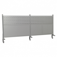 Sealey Back Panel for use with Premier Industrial Bench