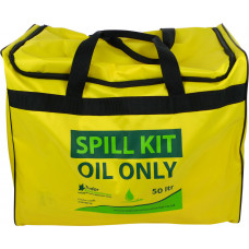 Tudor Oil Only Spill Kit, 50 Litre