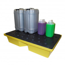 Drip Tray with 63ltr Sump & Grid