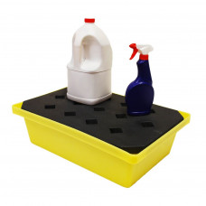 Drip Tray with 22ltr Sump & Grid