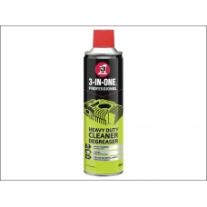 3-in-One Heavy-Duty Cleaner-Degreaser