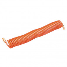 "SIP ¼"" Coiled Air Hose (25ft)"