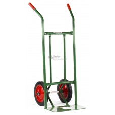Sack Truck c/w solid wheels