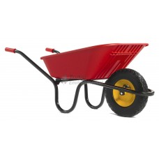Haemmerlin 'Vibrante' Plastic Barrow, puncture free wheel