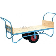Platform Truck - with 'pram' handles each end