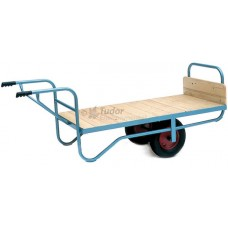 Platform Truck  - 'push' handles one end & wheels to front.