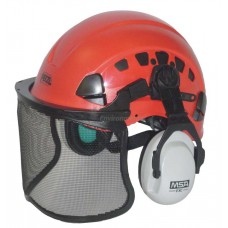 Petzl Climbing Helmet Set with 'standard' muffs