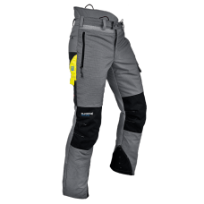Pfanner Ventilation Type A Chainsaw Trousers - Grey