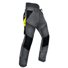 Pfanner Gladiator Extreme Chainsaw Trousers - Grey