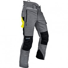 Pfanner Ventilation Type C Chainsaw Trousers - Grey