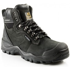 Buckler Buckshot Waterproof Black Safety Hiker Boot