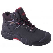 Tempest Waterproof Black Safety Hiker Boot