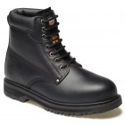 ** Autumn Promotion ** Black Welted Safety Boot