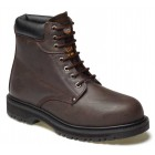 Brown Welted Safety Boot