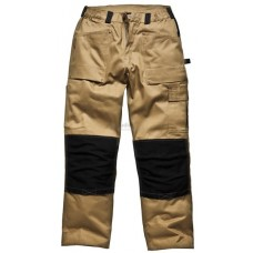 Dickies Grafter Trousers, khaki/black