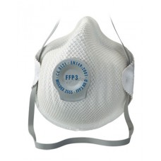 20 pack Moldex FFP3 Disposable Valved Respirator