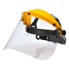 Face Shield Set - economy c/w poly visor