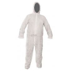 Disposable Coverall - White