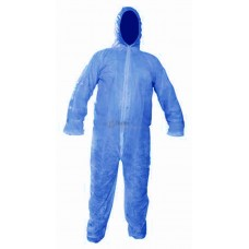 Disposable Coverall - Blue