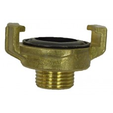 Male Threaded Brass Snap Coupling