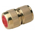 Waterstop Hose End Brass Quick Connector
