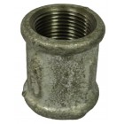 Galvanised maleable iron Female Threaded Coupling