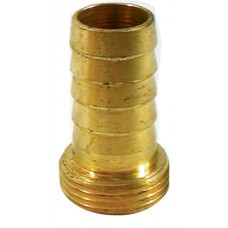 Male Threaded Hose Tail Brass Connector