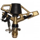 Heavy-duty Adjustable Brass Sprinkler Head
