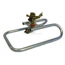 Sprinkler Sled Base (SP SBE/BC) Kit with brass snap coupling connector
