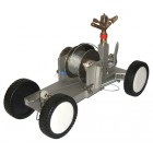 Rainmobile Turbo Travelling Sprinkler