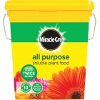 Miracle-Gro Soluble Plant Food, 2kg tub