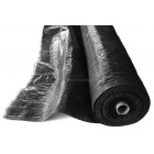 Black Woven Polypropylene Sheeting, 1m x 100m