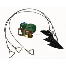 Strapped Root-Ball Large Guying System Kit