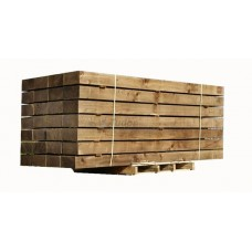 Railway Sleeper - Medium Sized