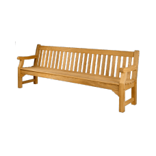 Warwick Roble Bench Seat, 8'