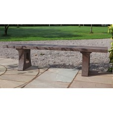 Greendine Recycled Plastic Backless Bench