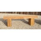 Modular Backless Bench Seat