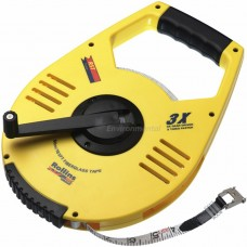 Tape Measure, geared version, enclosed frame, 100m