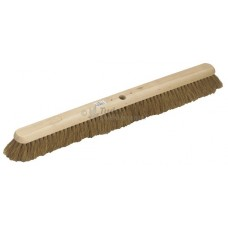 Platform Broom - soft Coco filled, 36""