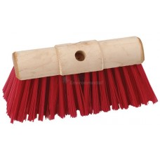 Yard Broom - PVC filled - head only